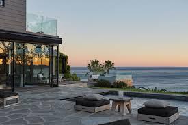 celebrity homes courtney cox beachfront home in malibu luxury