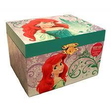 disney princess ariel mermaid jewelry music box toys u0026 games
