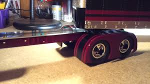 kenworth models kenworth k123 model build youtube