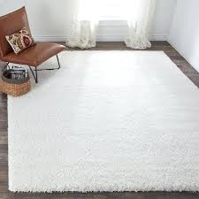 Area Rugs For Less Popular White Fluffy Area Rug Fuzzy Chrisjung Me With