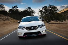 nissan sentra year to year changes 2017 nissan sentra nismo conceptcarz com
