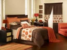 Brown Bedroom Ideas by Mesmerizing 10 Orange Bedroom Decoration Inspiration Of Best 25
