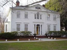 federal style houses c 1800 federal suffield ct town and country exteriors