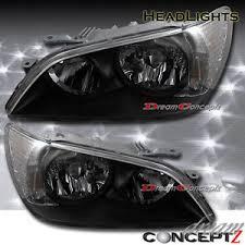 2003 lexus is300 headlights 2001 2002 2003 2004 2005 lexus is300 black style headlights hid