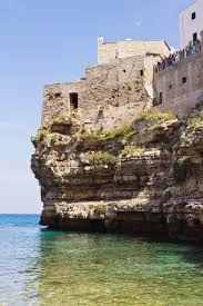 Cave Resturuant Side Of A Cliff Italy by A Bloggers Holiday Travel Guide Puglia