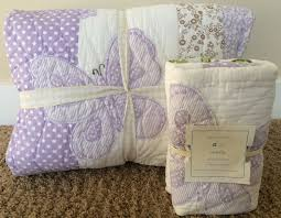 Pottery Barn Paddles Pottery Barn Kids Camille Butterfly Twin Quilt Euro Sham New