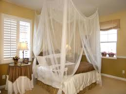 canopy bed ideas bedrooms bedroom decorating ideas hgtv mash bedroom with billowing canopy bed a soft canopy ensconces the bed