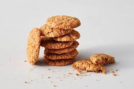 the slightly chewy easy anzac biscuit recipe you can make now