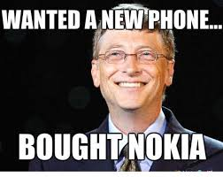New Phone Meme - wanted a new phone bought nokia meme boomsbeat