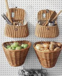 kitchen pegboard ideas insanely smart diy kitchen storage ideas