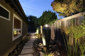 lighting a mid century modern landscape design mid century