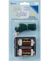 tis the season for savings on darice deco lights battery operated