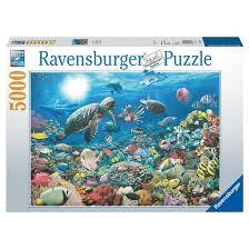 ravensburger beneath the sea puzzle 5000pc target
