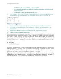 entrepreneur business plan template eliolera com