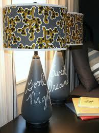 kids u0027 chalkboard lamps hgtv