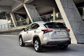 lexus nx300h uk strong lexus sales set to continue with arrival of all new nx 300h