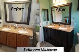 Diy Bathroom Makeovers - diy bathroom makeover diy home essentials