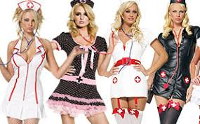 12 regrettable halloween costumes nurses scrubs