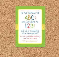 kindergarten graduation gift designs preschool or kindergarten graduation invitation as well as