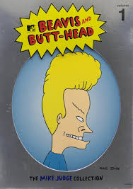 beavis and the mike judge collection vol