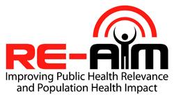 r e re aim reach effectiveness adoption implementation maintenance