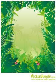 free jungle border clipart u2013 gclipart