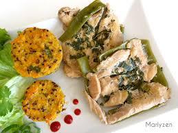 cuisine a la vapeur papillotes d aiguillettes de poulet au gingembre cuisson vapeur