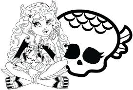 monster high coloring pages baby abbey bominable coloring page baby monster high coloring pages abbey bominable