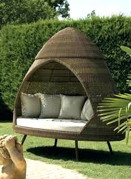 Outdoor Wicker Daybed Daybed Garden Outdoor Wicker Patio Furniture Canopy Daybed Daybeds