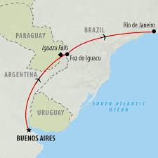 Map Of Countries In South America by South America Tours Holidays To South America On The Go Tours