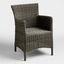 All Weather Wicker Patio Chairs Gray Wicker Resin Patio Furniture Patio Outdoor Decoration