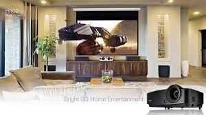 Beamer Im Wohnzimmer Heimkino Diese Hd Beamer Sind Eine Günstige Tv Alternative Welt