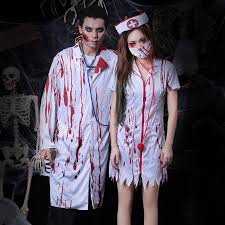online get cheap halloween costumes bloody nurse aliexpress com