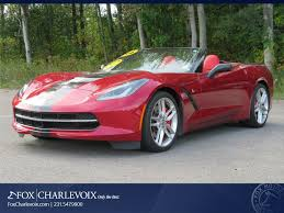 chevrolet corvette in michigan for sale used cars on buysellsearch