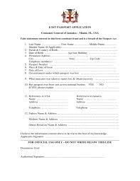 Maiden Name On Resume Maiden Name On Resume Lost Passport Application Consulate General