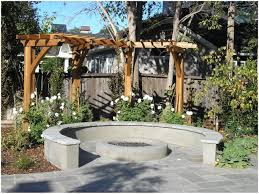 backyards cool garden design with arbor builders decks pergolas