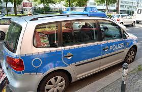 Berlin police car