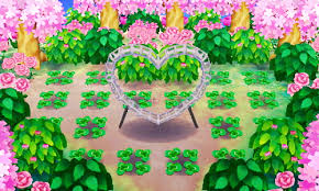acnl shrubs rainy i need more bushes in my town animal crossing town