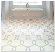Marble Mosaic Floor Tile Mosaic Bathroom Floor Tile Black White Flooring Home