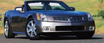cadillac convertible xlr 2004 cadillac xlr
