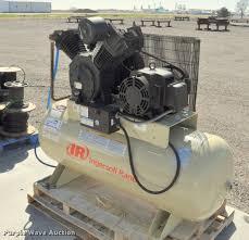 ingersoll rand 7100e15 v air compressor item l5181 sold