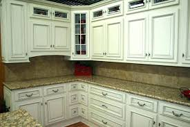 rustic white kitchen cabinets distressed kitchen cabinets getlaunchpad co
