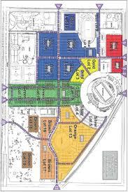 rutgers football parking map texanmark s tailgate guides june 2010