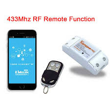Remote Controlled Lights Aliexpress Com Buy Sonoff Wireless 433mhz Wifi Smart Switch