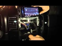 nissan titan 2013 aftermarket car stereo 4 youtube
