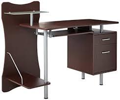 techni mobili computer desk with storage amazon com techni mobili stylish computer desk with storage