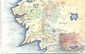 a map of middle earth middle earth map wallpapers wallpaper cave