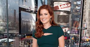 curly hair secrets from debra messing