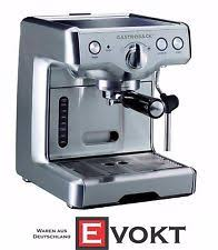 gastroback 42612 design espressomaschine advanced pro g gastroback espresso machines ebay