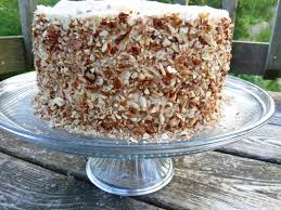best ever layered carrot cake with pineapple cream cheese frosting